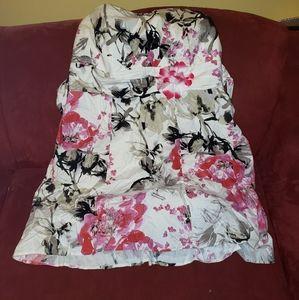 Maurices sz. 20 Strapless Dress